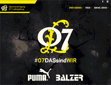 Tablet Preview of 07-ludwigsburg.de